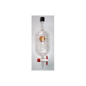 Glass Tank 350 ml - HS Code:701790 - Origin France